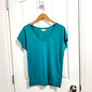 Plenty Ribbon Teal T-Shirt